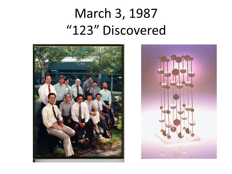 March 3, 1987 123 Discovered