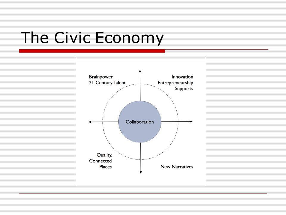 The Civic Economy