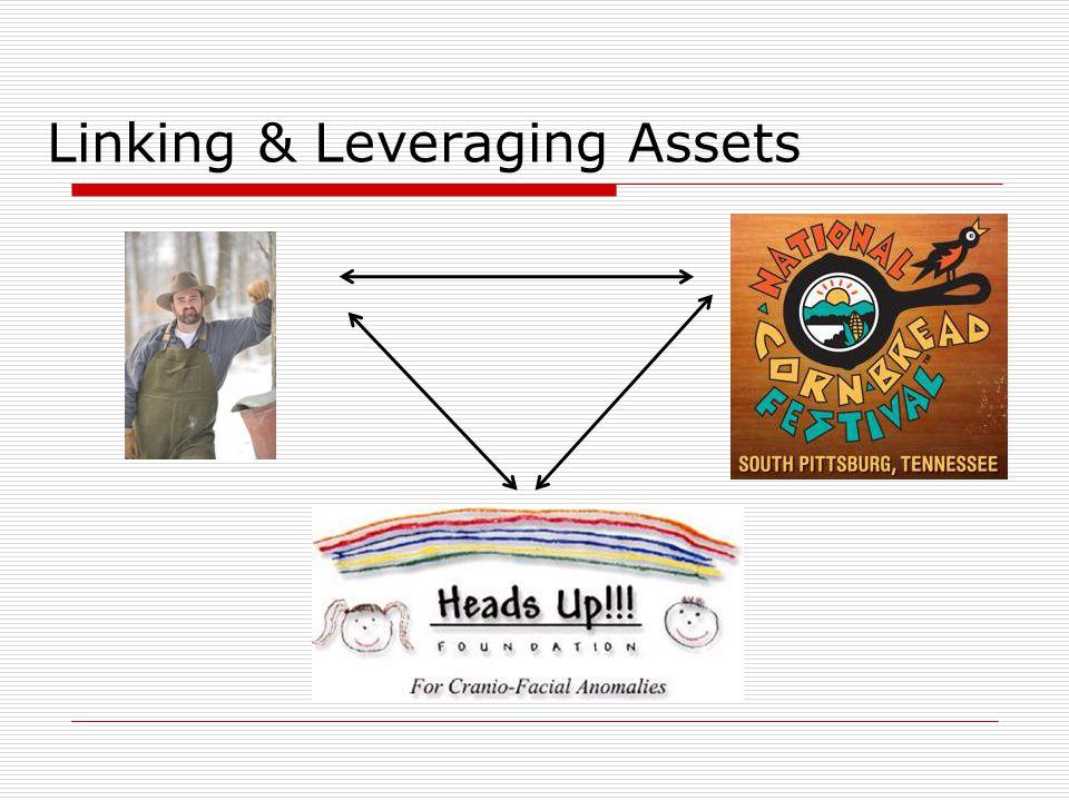 Linking & Leveraging Assets