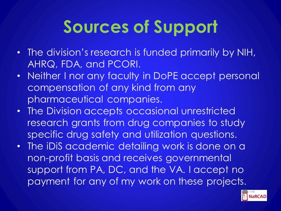 For more information: www.NaRCAD.org www. DrugEpi.org www.