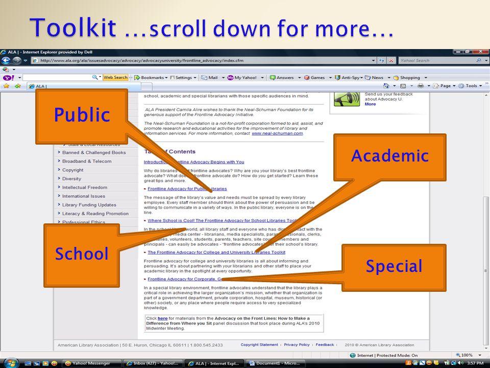 Public School Academic Special