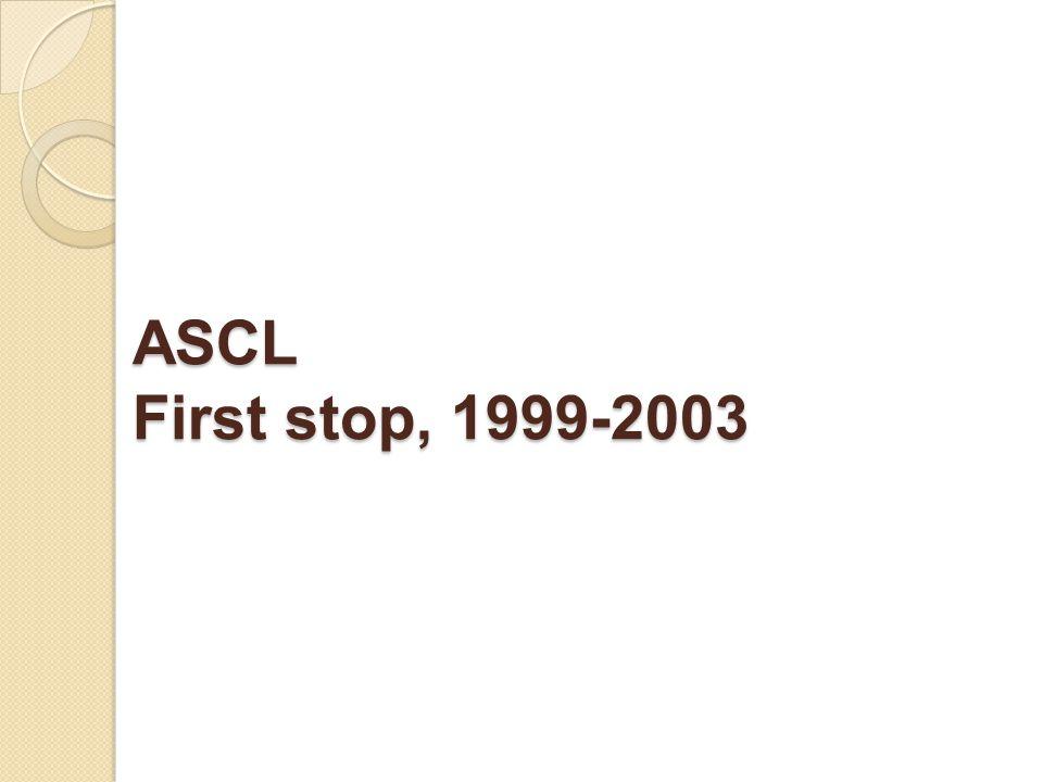 Code entry, 1999