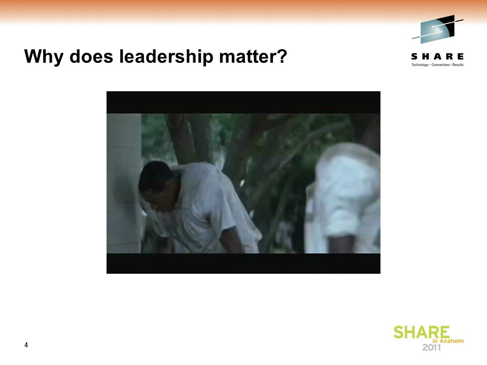 Why does leadership matter 4