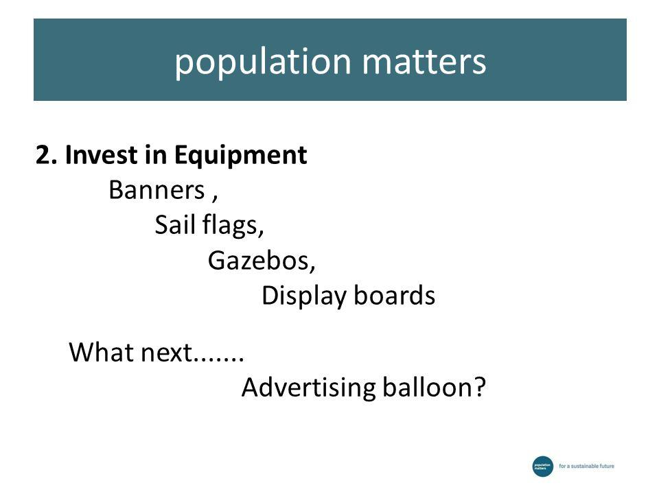 population matters 2.