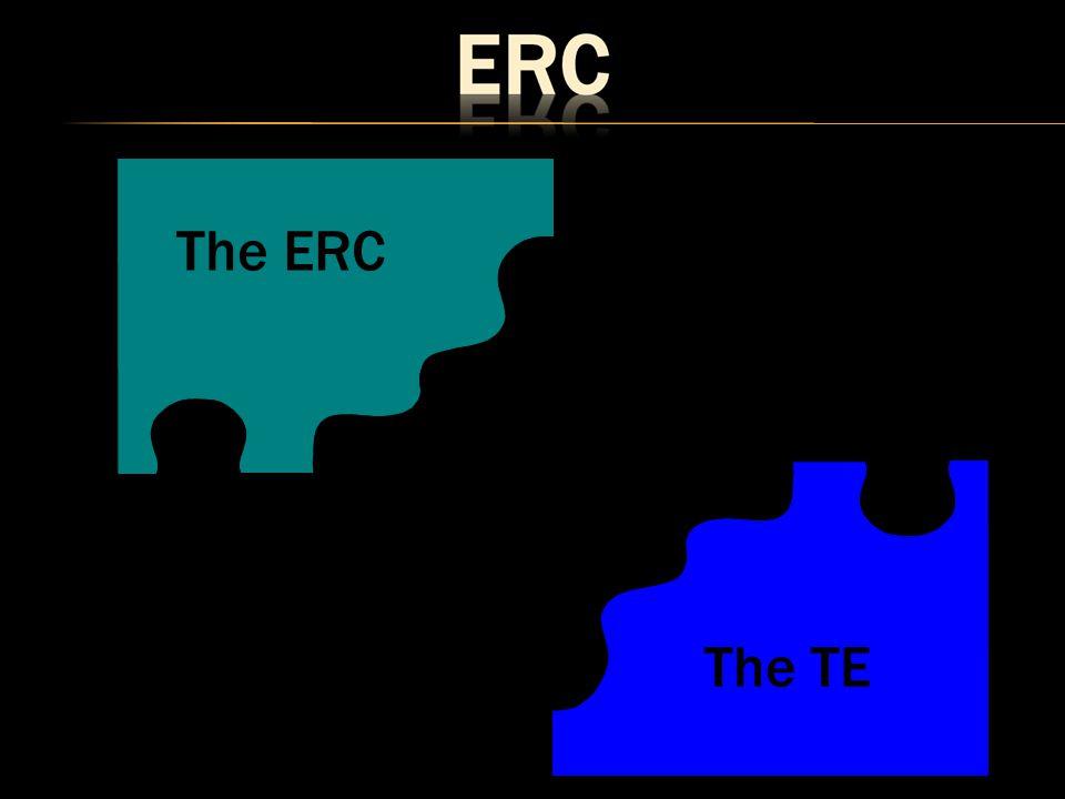 The ERC The TE