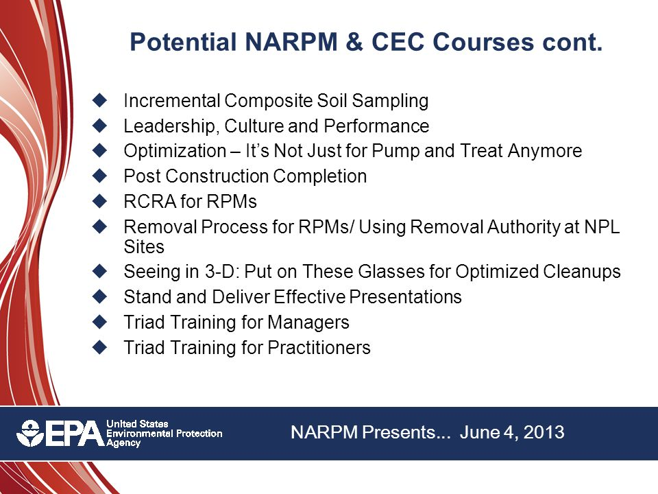 26 22 nd Annual NARPM Training Program 26 22 nd Annual NARPM Training Program NARPM Presents...