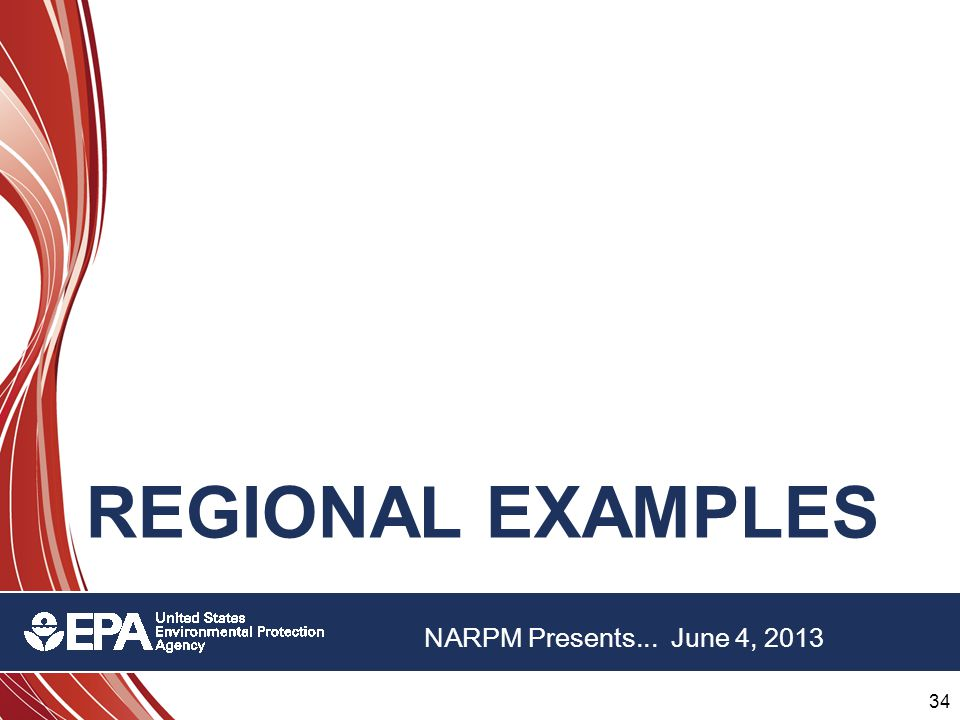 34 22 nd Annual NARPM Training Program 34 22 nd Annual NARPM Training Program NARPM Presents...