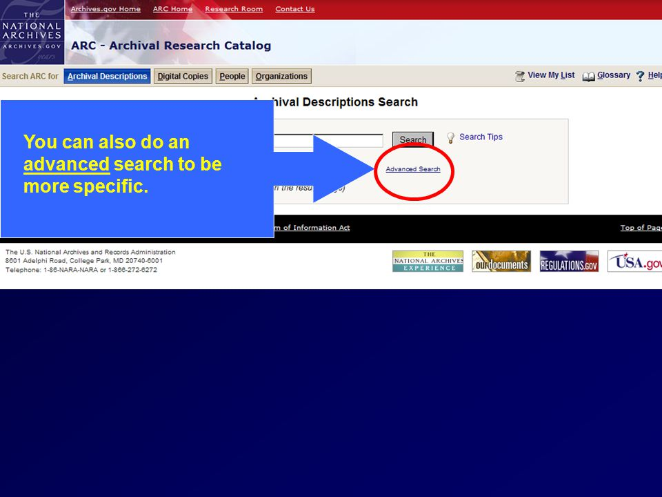 You can also do an advanced search to be more specific.