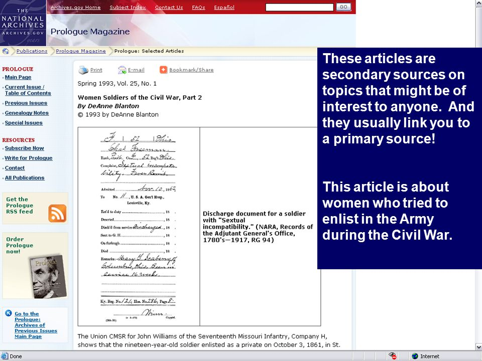 These articles are secondary sources on topics that might be of interest to anyone.