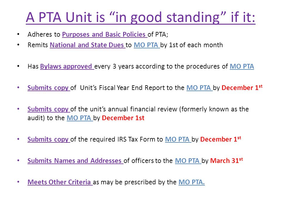 Finding the Missouri PTA Reflections Tool Kit Visit mopta.org 1.Click on Programs and Services drop down.