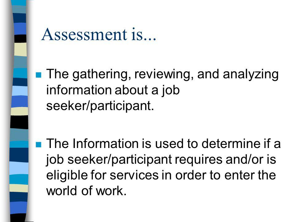 Desired Employment
