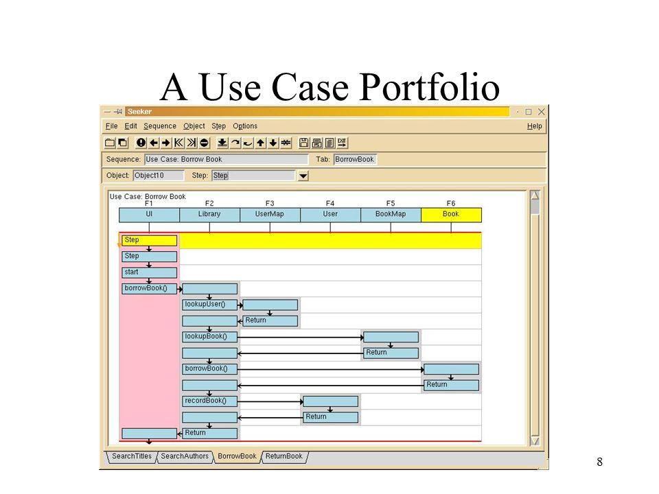 8 A Use Case Portfolio