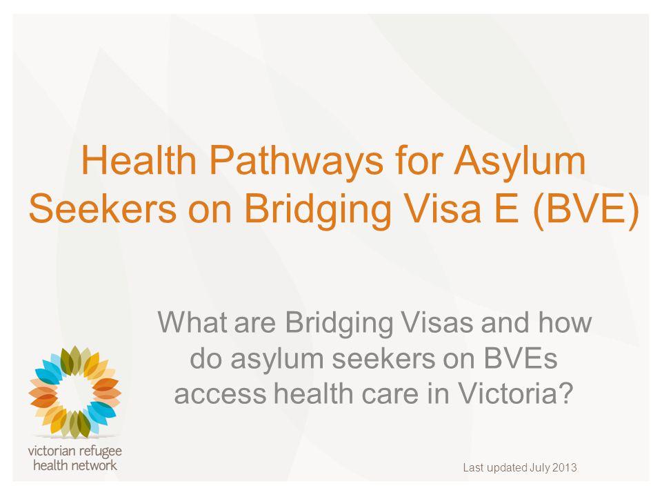 Extra resources Asylum Explained; Asylum Centre Resource Centre http://www.asylumexplained.asrc.org.au/?page_id=916 Victorian Refugee Health Network http://www.refugeehealtnetwork.org.au Asylum Seeker fact sheet; Victorian Refugee Health Network website http://www.ergpa.com.au/images/_uploads/20120622_fas_asy lum_seeker_final.pdf Asylum Seeker Assistance Scheme (ASAS); Australian Red Cross http://www.redcross.org.au/asylum-seeker-assistance- scheme.aspx Community Assistance Support (CAS); Australian Red Cross http://www.redcross.org.au/files/20120816_CAS_FACTSHEE T.pdf
