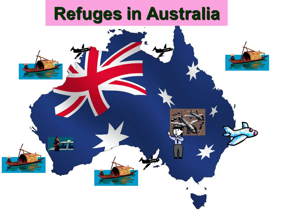 Refuges in Australia