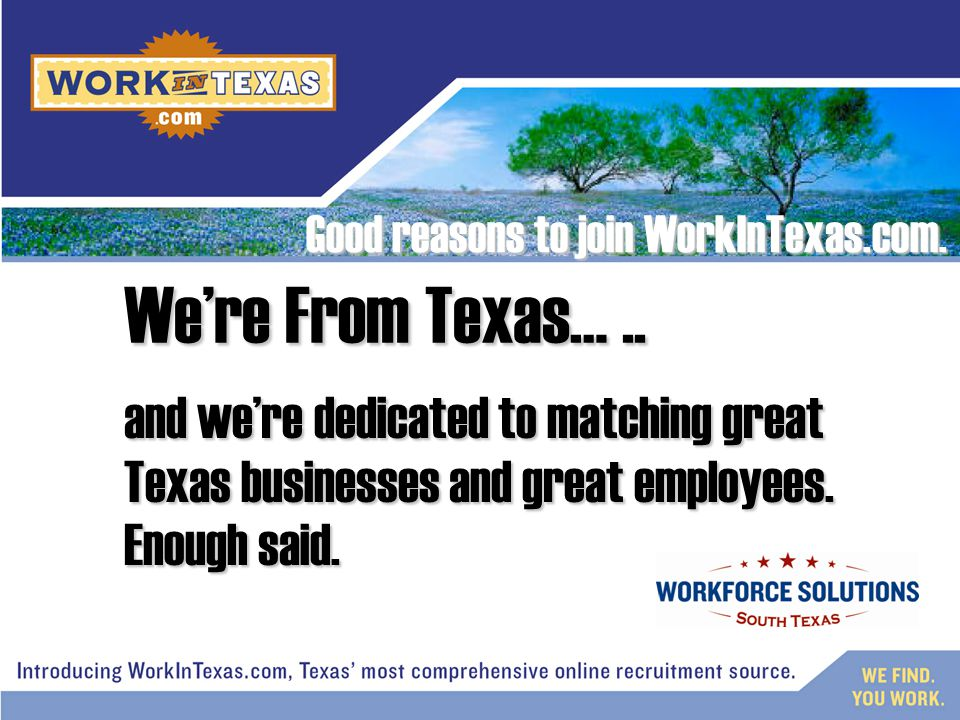New Employers Click to Join FREE Assistance is available in English and Spanish Registered Employers Click Here to Log On