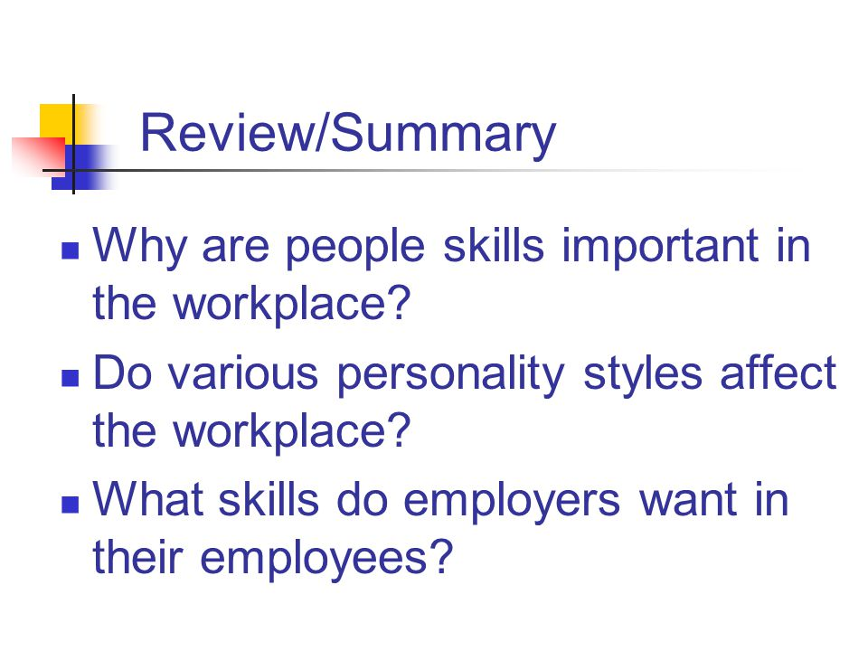 What qualities do employers look for in an employee.