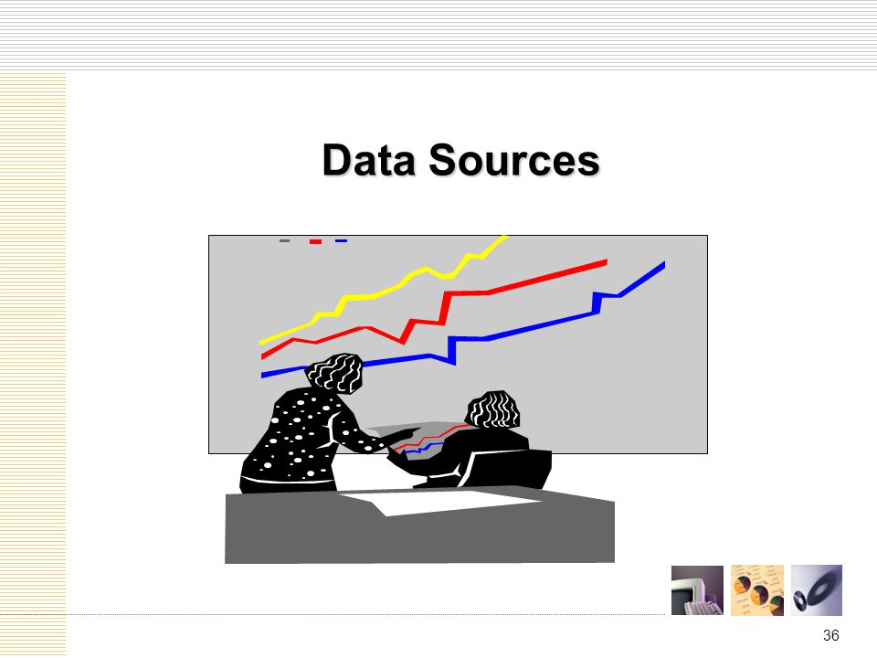 36 Data Sources