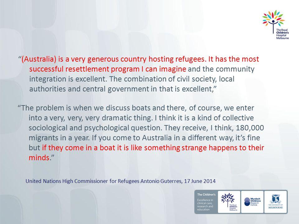 Asylum seeker identification