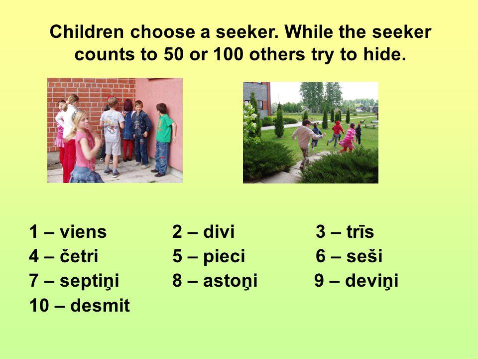 Hide and Seek Paslēpes Latvia Latvija
