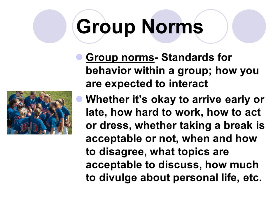 Group Roles Coordinator- Clarifies relationships among facts, ideas, and suggestions; suggests an integration of ideas and activities of two or more group members Orienter- Makes sure the group is focused on purpose or goal, defines position of the group, summarizes or suggests the direction of the discussion Energizer- Prods the group to greater activity or to a decision; stimulates activity; warns the group to act while there is still time