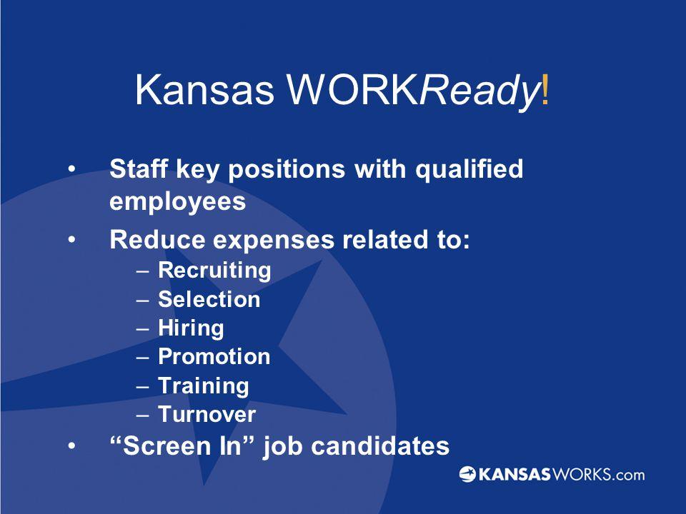 Kansas WORKReady.