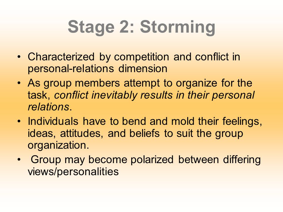 Non-functional group roles The dominator tries to assert authority or superiority.