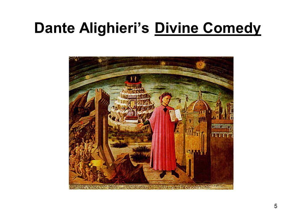 Dante Alighieri's Divine Comedy 5