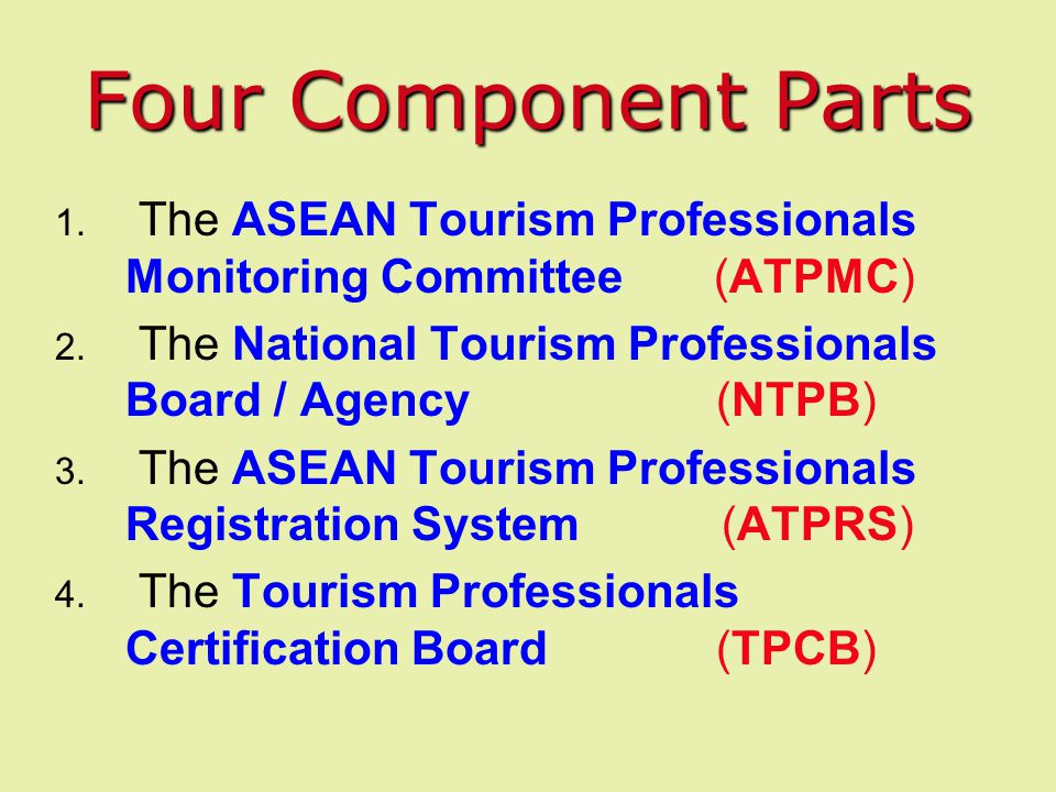 Assessment Country ACountry B Certification 1.