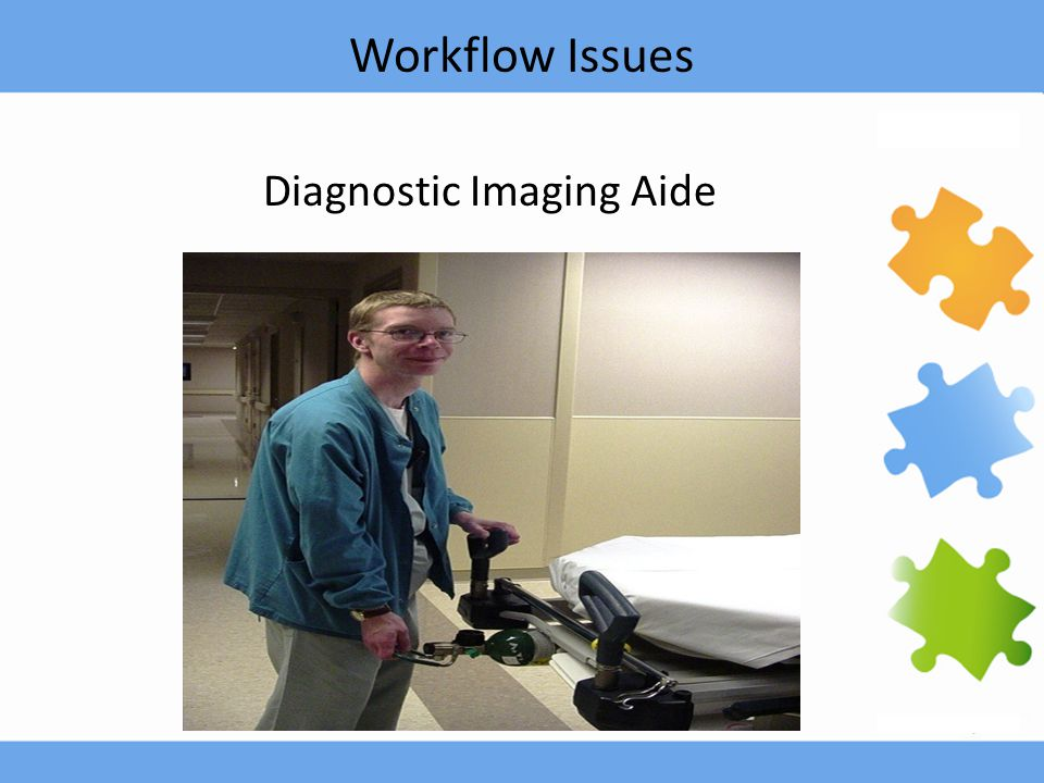 Workflow Issues Diagnostic Imaging Aide