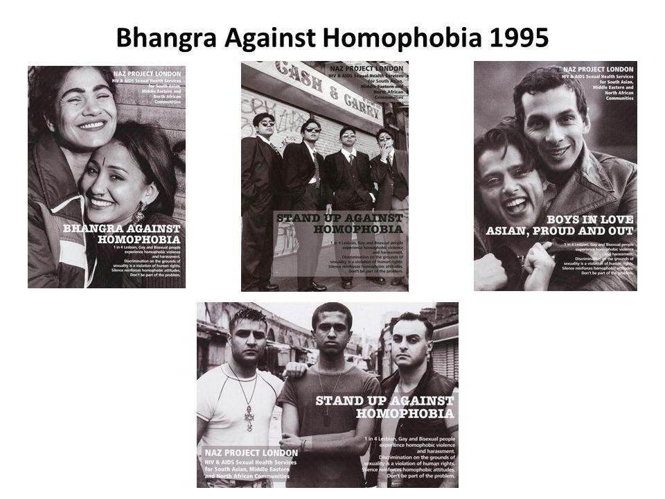 Bhangra Against Homophobia 1995