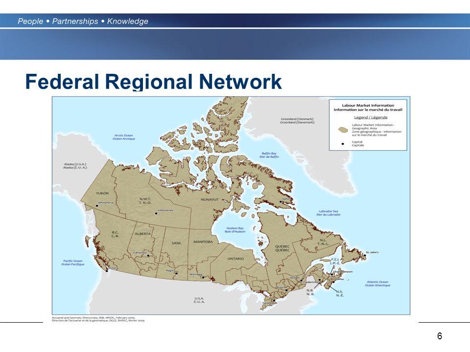 6 Federal Regional Network