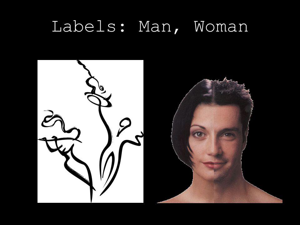 Labels: Man, Woman