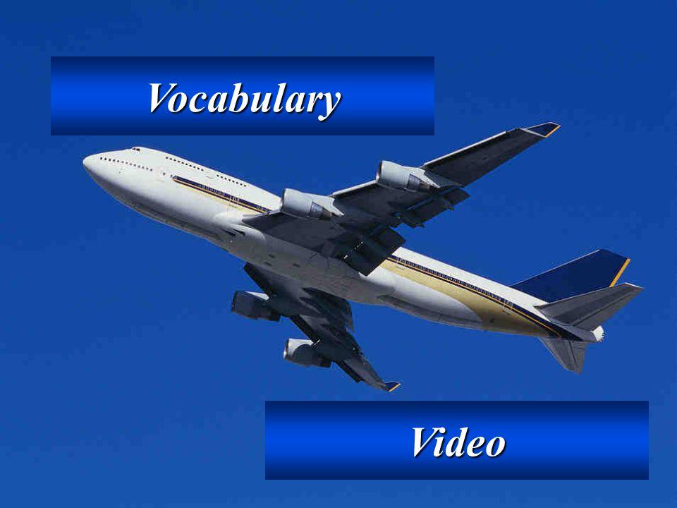 Vocabulary Video