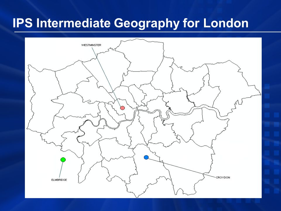 IPS Intermediate Geography for London