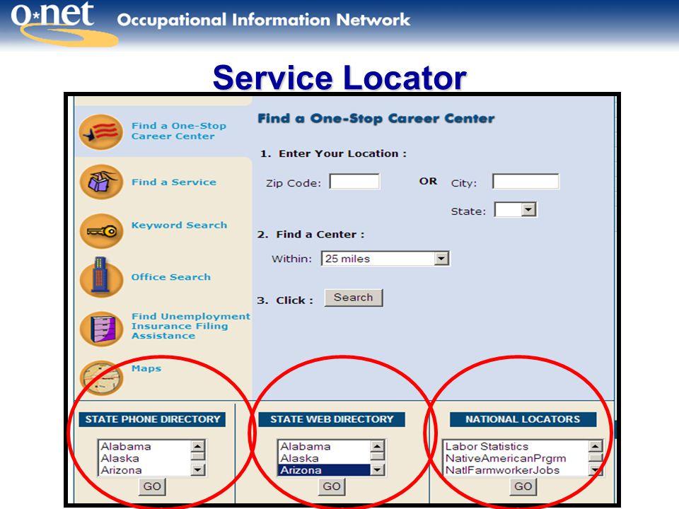 20 Service Locator