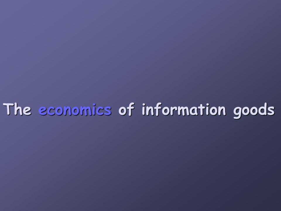 Hayek (1945): What is info?