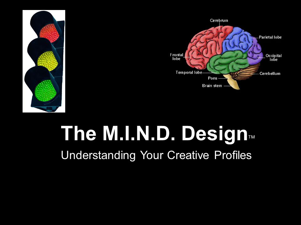 Understanding Your Creative Profiles The M.I.N.D. Design TM