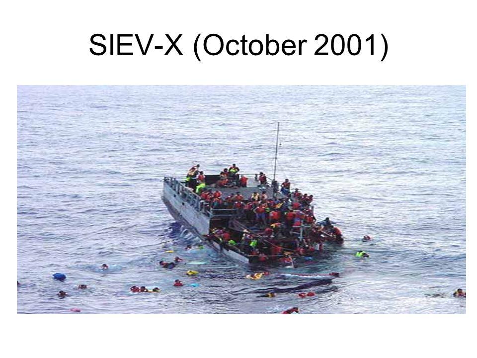 SIEV-X (October 2001)