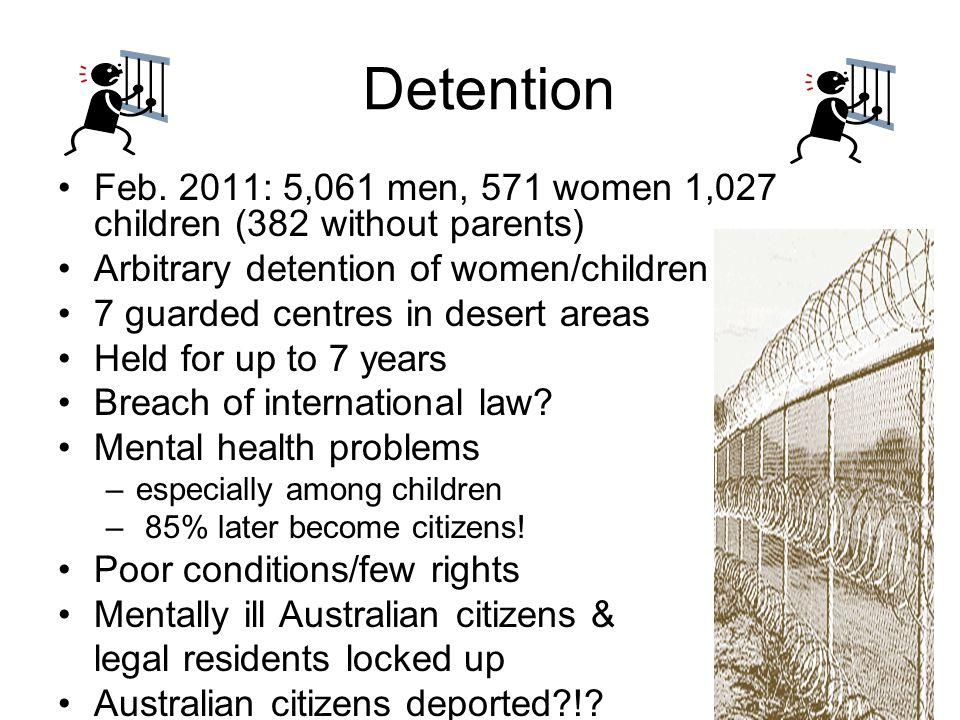 Detention Feb.
