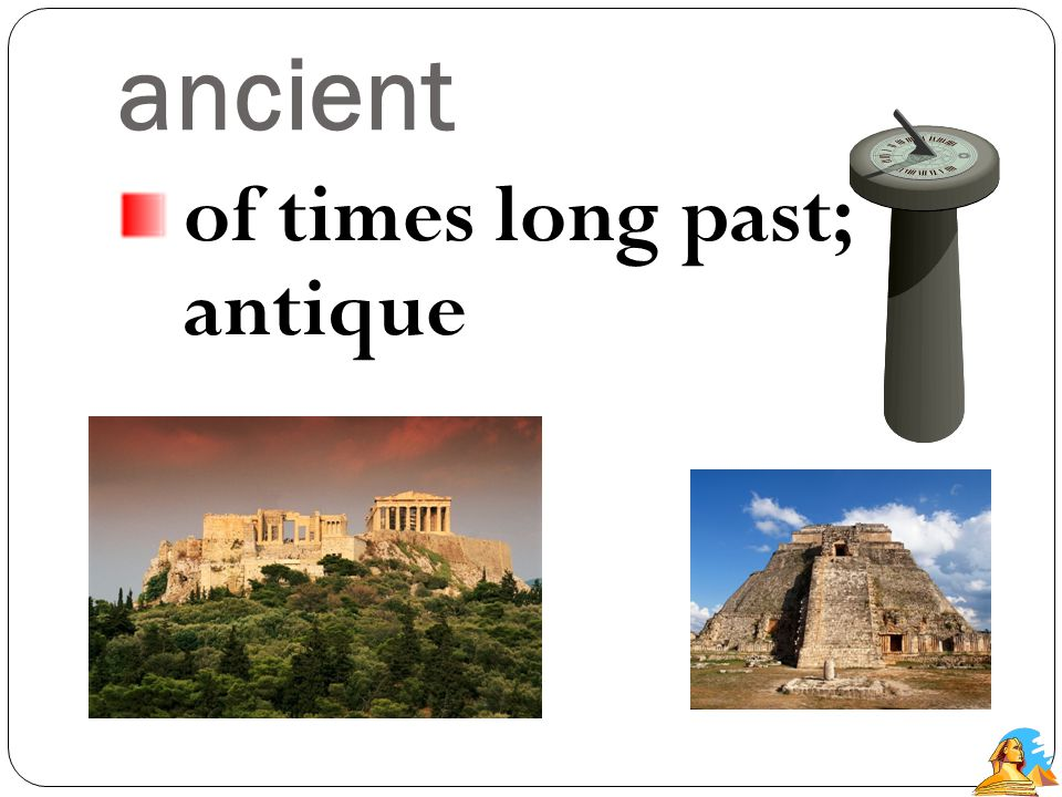 Vocabulary: Greek and Latin Roots Many words in English come from the Greek and Latin languages.