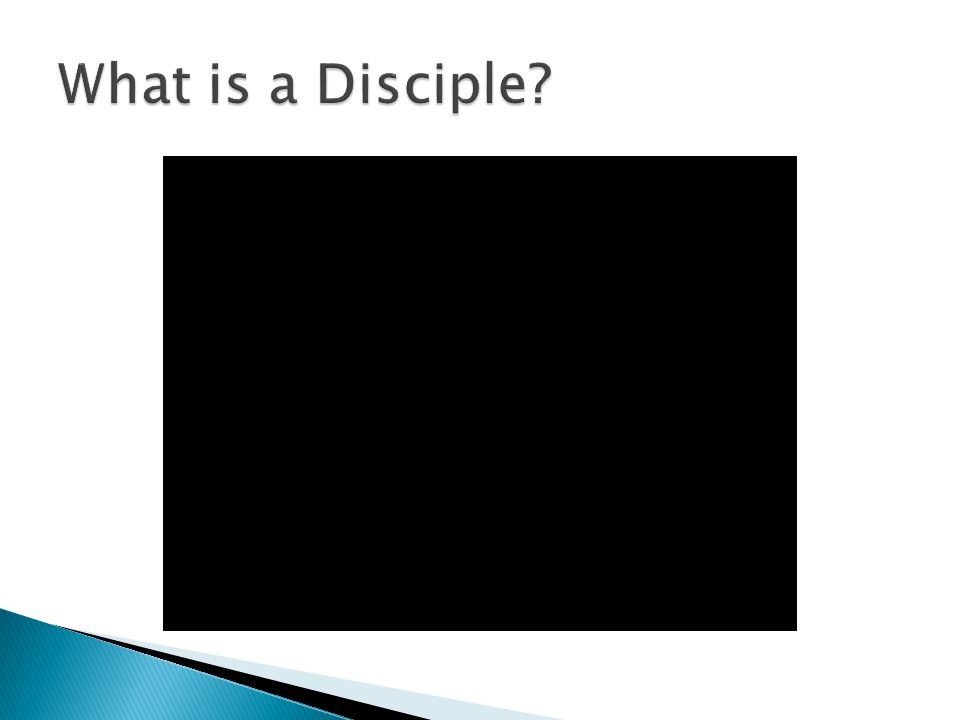 Relational One to One Discipling Relational Small Group Discipling