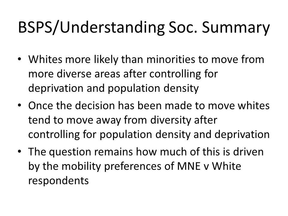 BSPS/Understanding Soc.