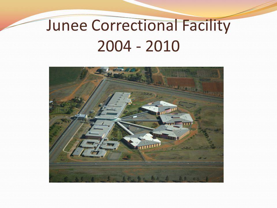 Junee Correctional Facility 2004 - 2010
