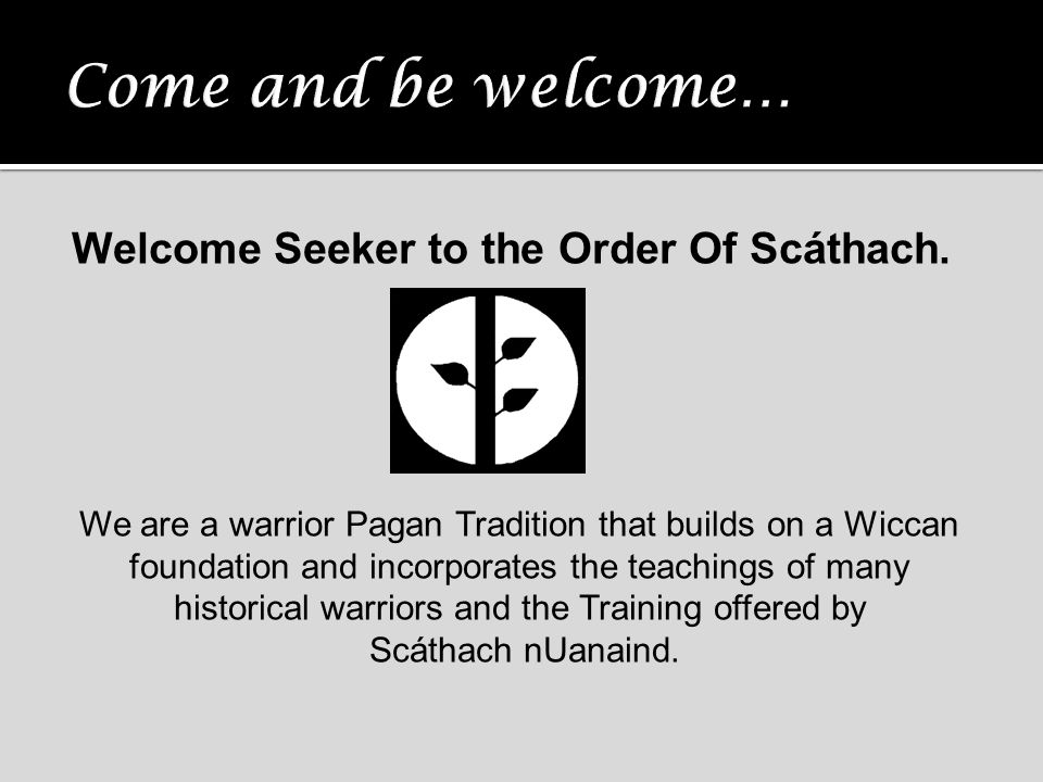 Whether you are here to begin your training or simply wish to have enough knowledge to celebrate with us we will begin here, with the basics.