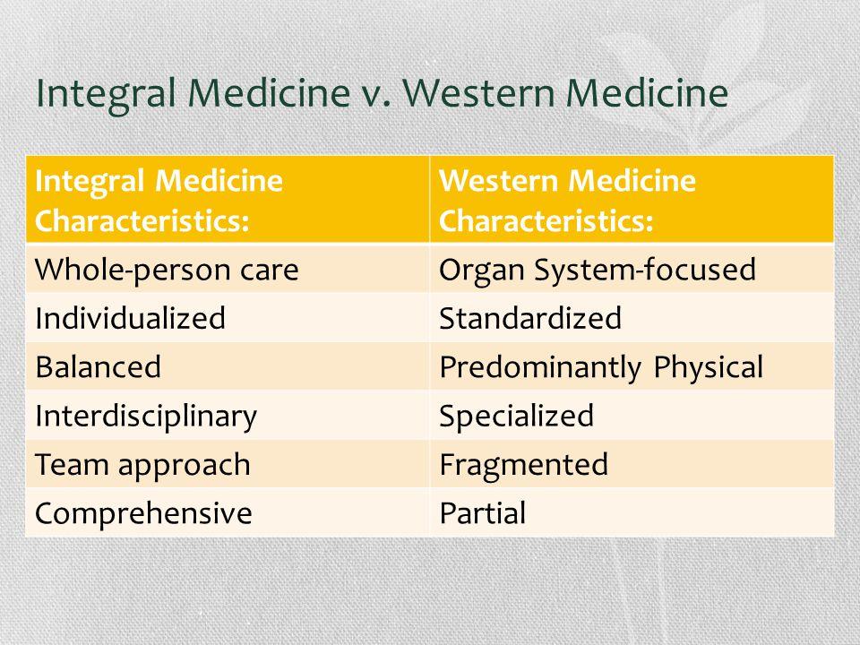 Integral Medicine v.
