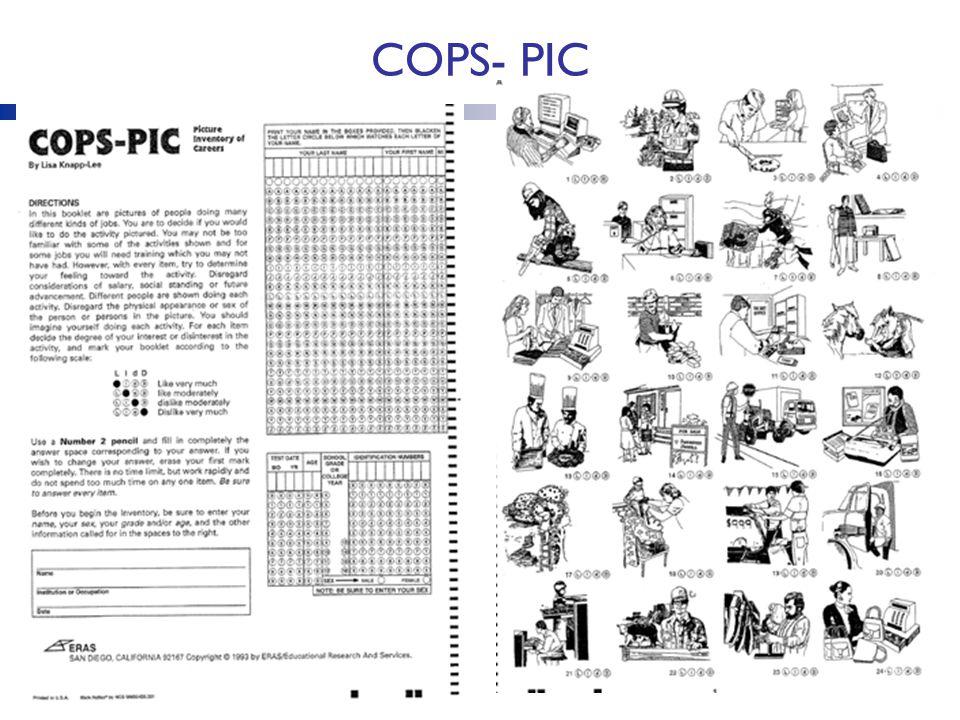 COPS- PIC 21