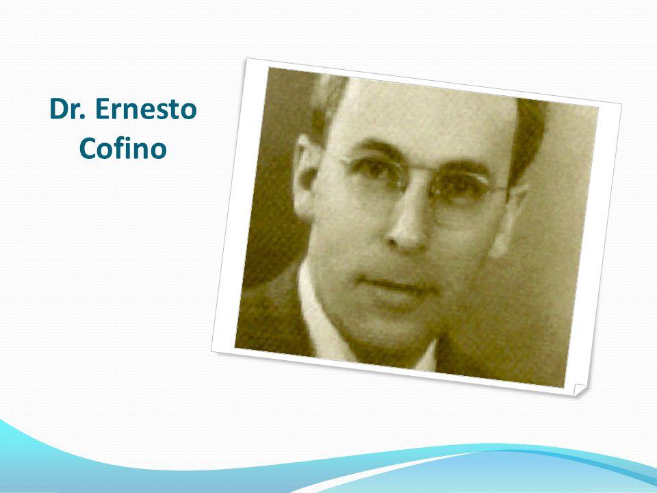 Dr. Ernesto Cofino