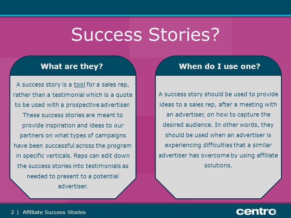 3 Vertical Recruitment Vertical:: Recruitment | Affiliate Success Stories