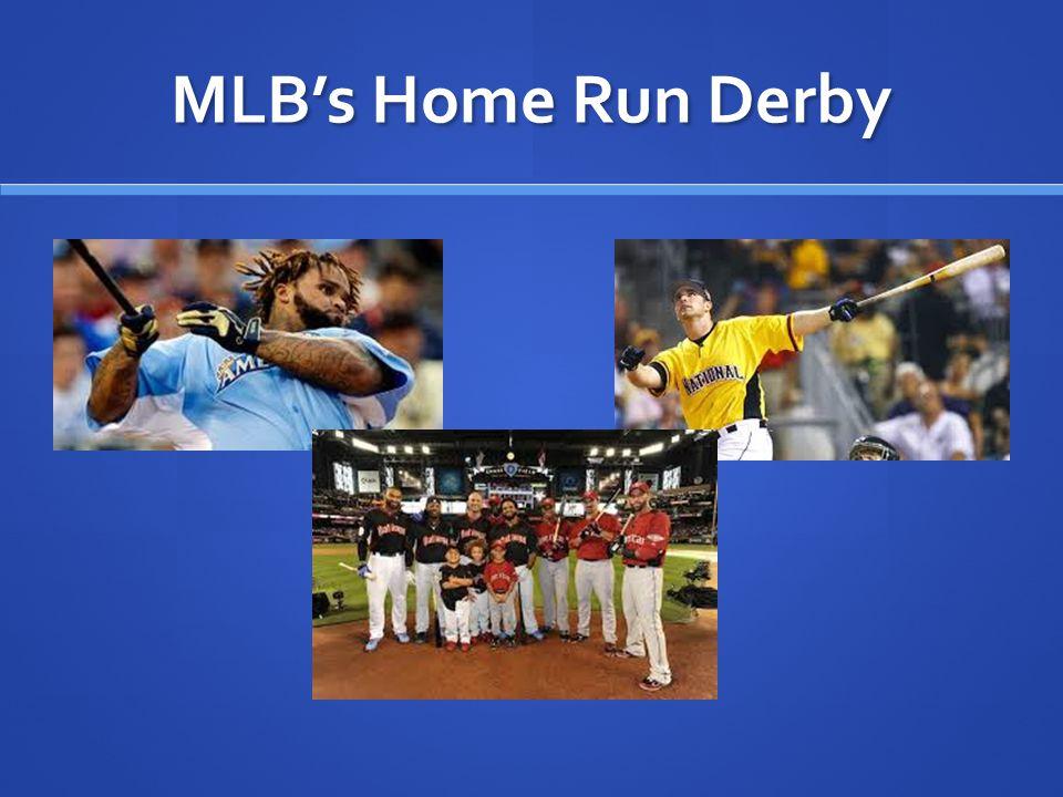 MLB's Home Run Derby