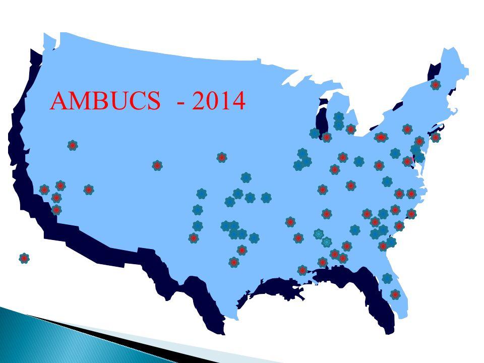 AMBUCS - 2014